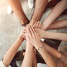 多職種連携のサポート